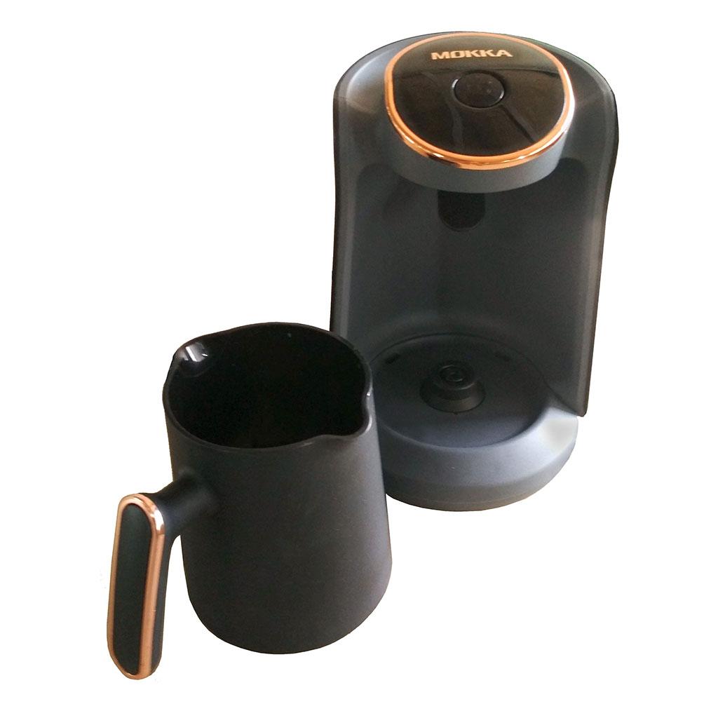 Μόκκα Coffee Maker - Ηλεκτρική Καφετιέρα Ελληνικού Καφέ 4