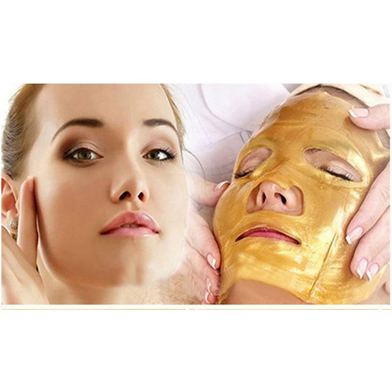 Χρυσή Μάσκα Αναδόμησης Προσώπου 4